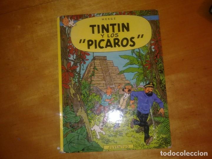 TINTIN Y LOS PICAROS (Tebeos y Comics - Juventud - Tintín)