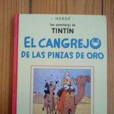 Comics : TINTIN EL CANGREJO DE LAS PINZAS DE ORO - FACSIMIL CASTERMAN 2003. Lote 208059765