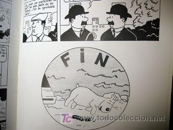 Cómics: TINTIN EN SUIZA - Charles CALLICO. 1ª edición en castellano. Numerada. Ejemplar 992 de 1000 - Foto 9 - 208415277