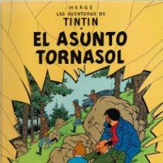Cómics: TINTÍN. EL ASUNTO TORNASOL. JUVENTUD. EDICIÓN DE 1983.. Lote 209619917