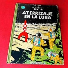 Cómics: TINTÍN ATERRIZAJE EN LA LUNA 1965 EXCELENTE ESTADO. Lote 209710370