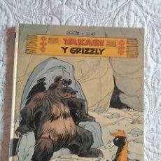 Cómics: YAKARI - N. 5 - Y GRIZZLY. Lote 209895945