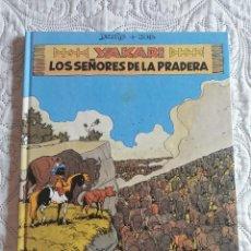 Cómics: YAKARI - N. 13 - LOS SEÑORES DE LA PRADERA. Lote 209896118