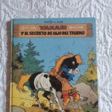 Cómics: YAKARI - N. 6 - Y EL SECRETO DE HIJO DEL TRUENO. Lote 209896757