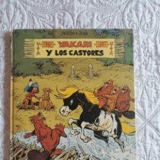 Cómics: YAKARI - N. 3 - Y LOS CASTORES. Lote 209897218