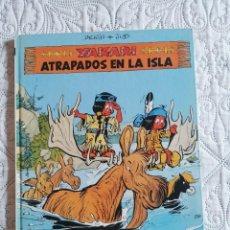 Cómics: YAKARI - N. 9 - ATRAPADOS EN LA ISLA. Lote 209897415