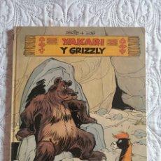 Cómics: YAKARI - N. 5 - Y GRIZZLY. Lote 209900710