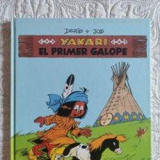 Cómics: YAKARI - N. 16 - EL PRIMER GALOPE. Lote 209901093