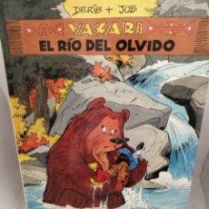 Cómics: YAKARI 15: EL RIO DEL OLVIDO (PRIMERA EDICIÓN). Lote 209893525
