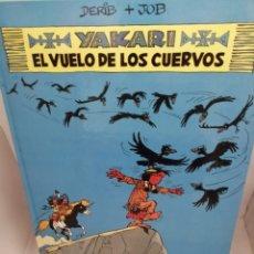 Cómics: YAKARI 14: EL VUELO DE LOS CUERVOS (PRIMERA EDICIÓN). Lote 209893552