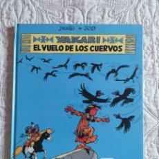 Cómics: YAKARI - N. 14 - EL VUELO DE LOS CUERVOS. Lote 209901412
