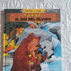 Cómics: YAKARI - N. 15 - EL RIO DEL OLVIDO. Lote 209901620