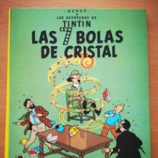 Cómics: TINTIN - LAS 7 BOLAS DE CRISTAL. Lote 209903947