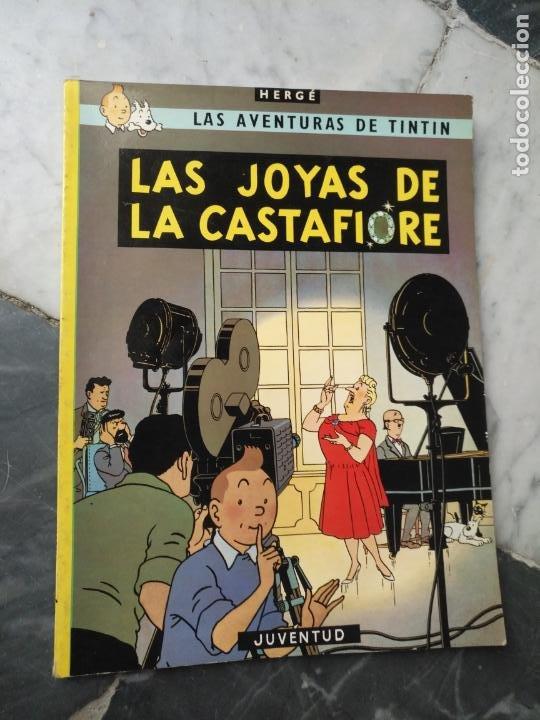 Cómics: Tintin Coleccion 11 Tomos O CUADERNILLOS Herge, Tapa Blanda, Juventud AÑOS 80 . DEL AÑO 85 AL 89 - Foto 15 - 209923880