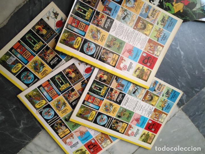 Cómics: Tintin Coleccion 11 Tomos O CUADERNILLOS Herge, Tapa Blanda, Juventud AÑOS 80 . DEL AÑO 85 AL 89 - Foto 19 - 209923880