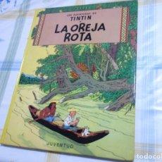 Cómics: LA OREJA ROTA. TEBEO COMIC .TINTIN. Lote 210237456