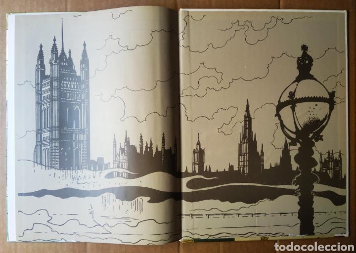 Cómics: Harry Dickson n°2: Los Fantasmas Verdugos, por Pascal J. Zanon y Christian Vanderhaeghe (Juventud) - Foto 3 - 210568866