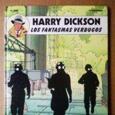 Cómics: HARRY DICKSON N°2: LOS FANTASMAS VERDUGOS, POR PASCAL J. ZANON Y CHRISTIAN VANDERHAEGHE (JUVENTUD). Lote 210568866
