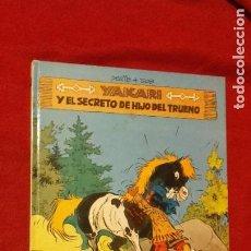 Cómics: YAKARI 6 - YAKARI Y EL SECRETO DE HIJO DE TRUENO - DERIB & JOB - CARTONE. Lote 210620331