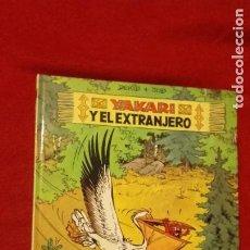 Cómics: YAKARI 7 - YAKARI Y EL EXTRANJERO - DERIB & JOB - CARTONE. Lote 210620457