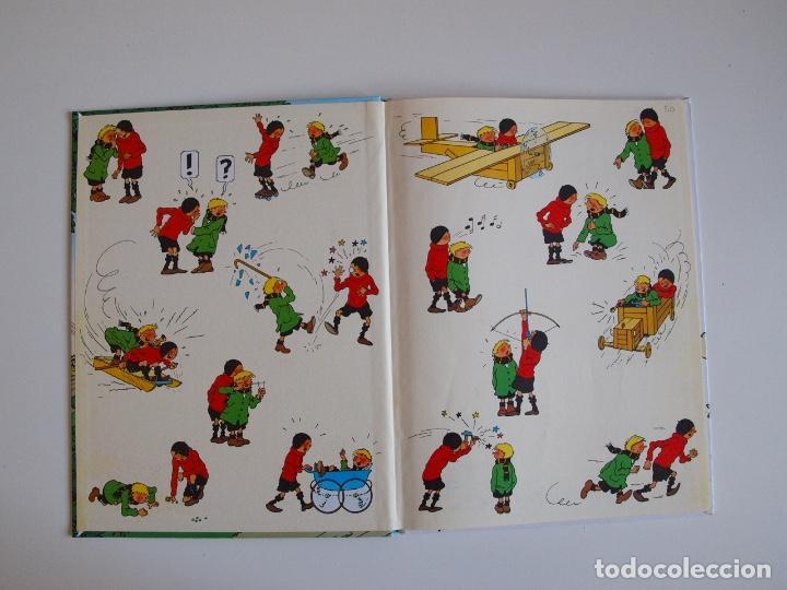 Cómics: QUIQUE Y FLUPI - ALTA TENSIÓN -HERGÉ - JUVENTUD 1ª ED. 1991 - Foto 2 - 210815192