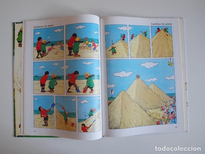 Cómics: QUIQUE Y FLUPI - ALTA TENSIÓN -HERGÉ - JUVENTUD 1ª ED. 1991 - Foto 4 - 210815192