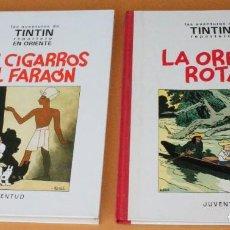Cómics: TINTIN REPORTERO - LOS CIGARROS DEL FARAÓN - LA OREJA ROTA - 1ª ED 1992 1994 - VERSIÓN ORIGINAL. Lote 211259769