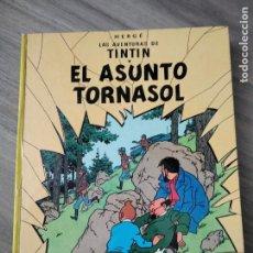 Cómics: TINTIN EL ASUNTO TORNASOL. Lote 211503616