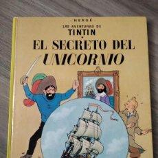 Cómics: TINTIN EL SECRETO DEL UNICORNIO. Lote 211503816