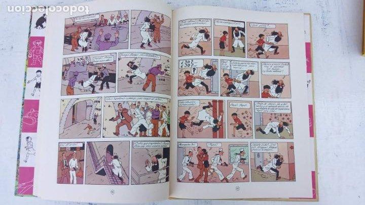 Cómics: LAS AVENTURAS DE JO, ZETTE Y JOCKO - HERGÉ- COMPLETA 1 AL 5 - EDI. JUVENTUD, MUY NUEVOS - Foto 12 - 211514536