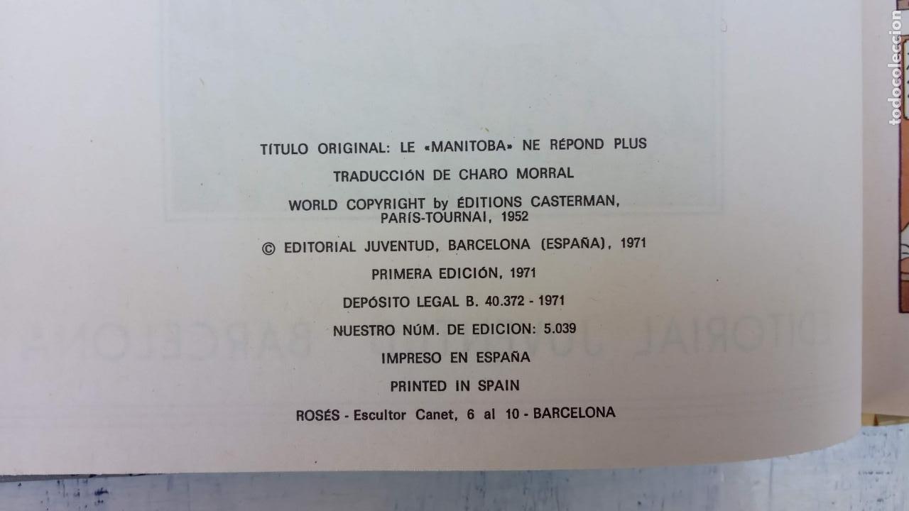 Cómics: LAS AVENTURAS DE JO, ZETTE Y JOCKO - HERGÉ- COMPLETA 1 AL 5 - EDI. JUVENTUD, MUY NUEVOS - Foto 18 - 211514536