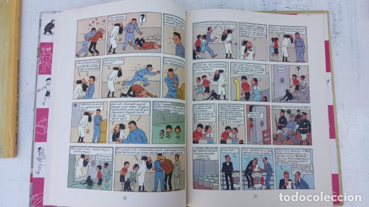 Cómics: LAS AVENTURAS DE JO, ZETTE Y JOCKO - HERGÉ- COMPLETA 1 AL 5 - EDI. JUVENTUD, MUY NUEVOS - Foto 20 - 211514536