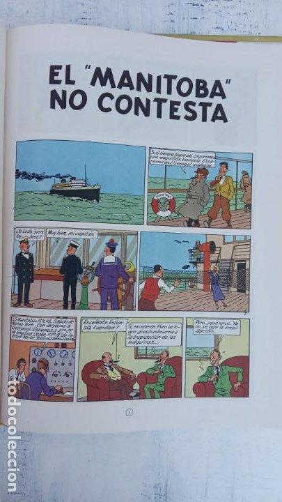 Cómics: LAS AVENTURAS DE JO, ZETTE Y JOCKO - HERGÉ- COMPLETA 1 AL 5 - EDI. JUVENTUD, MUY NUEVOS - Foto 22 - 211514536