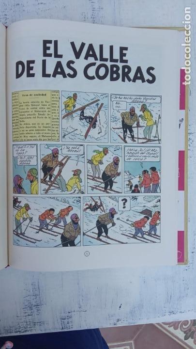Cómics: LAS AVENTURAS DE JO, ZETTE Y JOCKO - HERGÉ- COMPLETA 1 AL 5 - EDI. JUVENTUD, MUY NUEVOS - Foto 30 - 211514536