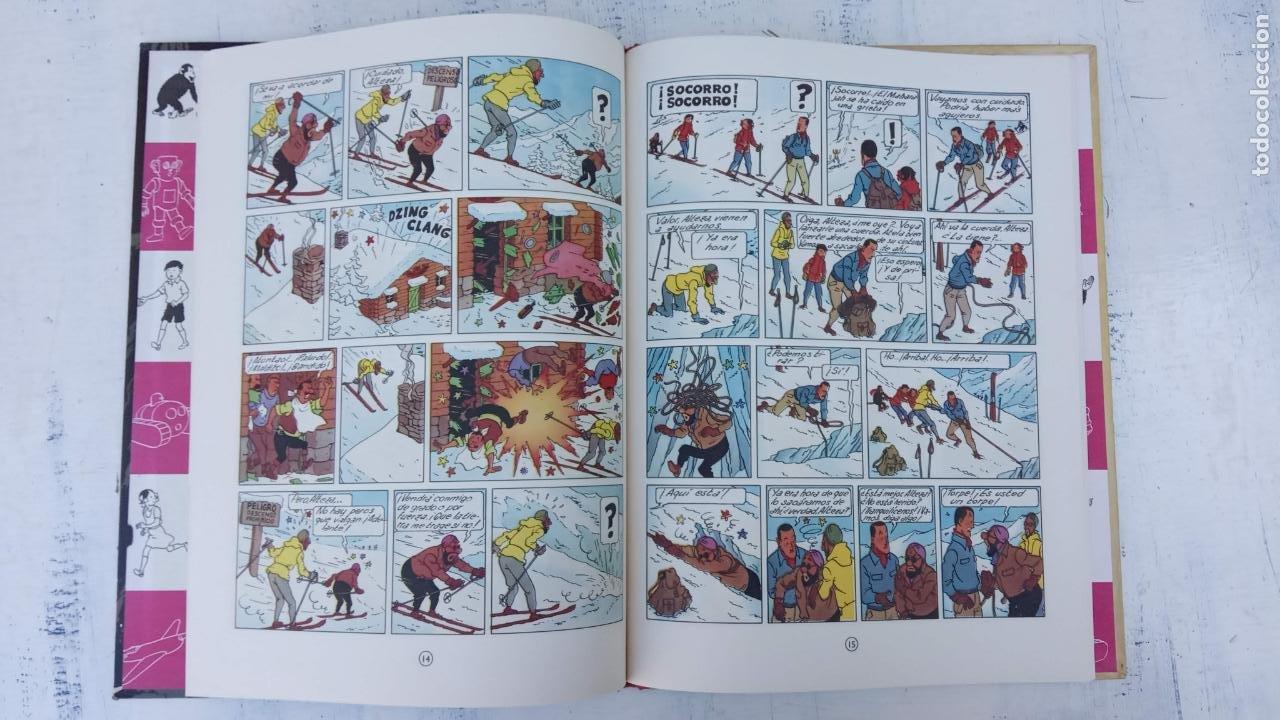 Cómics: LAS AVENTURAS DE JO, ZETTE Y JOCKO - HERGÉ- COMPLETA 1 AL 5 - EDI. JUVENTUD, MUY NUEVOS - Foto 36 - 211514536