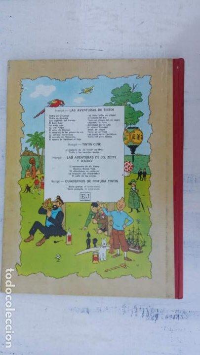 Cómics: LAS AVENTURAS DE JO, ZETTE Y JOCKO - HERGÉ- COMPLETA 1 AL 5 - EDI. JUVENTUD, MUY NUEVOS - Foto 42 - 211514536