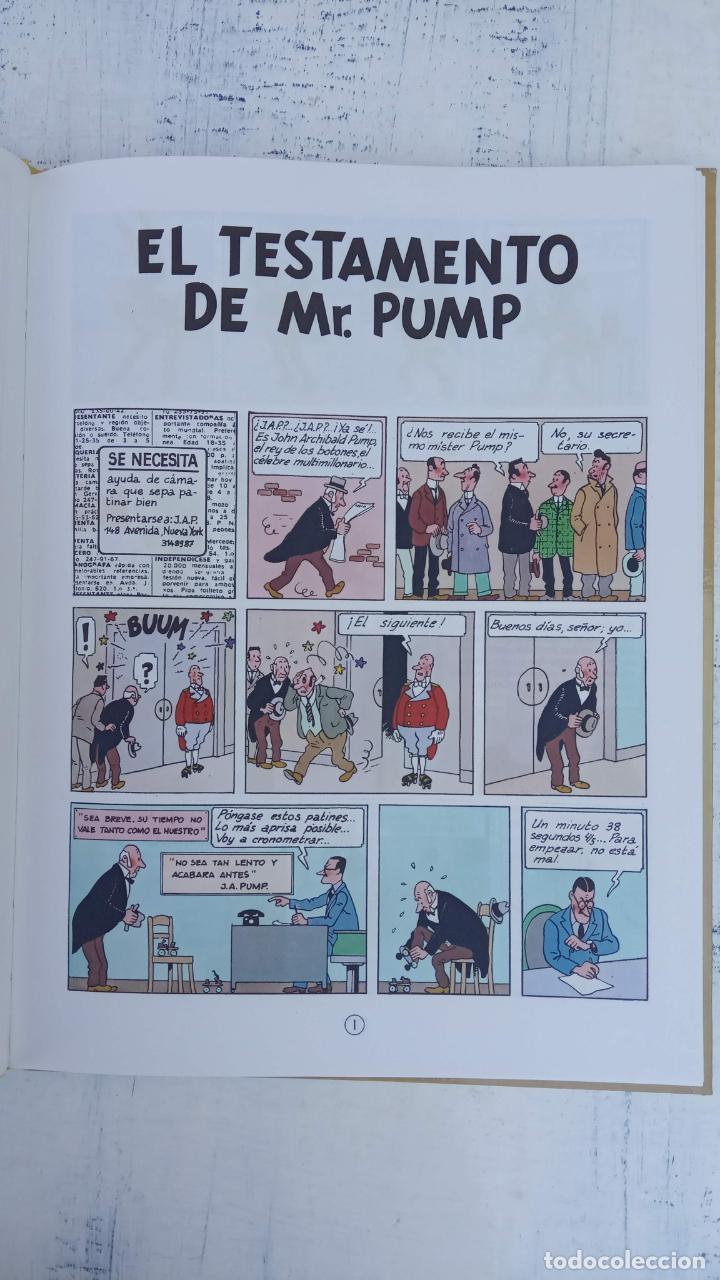 Cómics: LAS AVENTURAS DE JO, ZETTE Y JOCKO - HERGÉ- COMPLETA 1 AL 5 - EDI. JUVENTUD, MUY NUEVOS - Foto 43 - 211514536