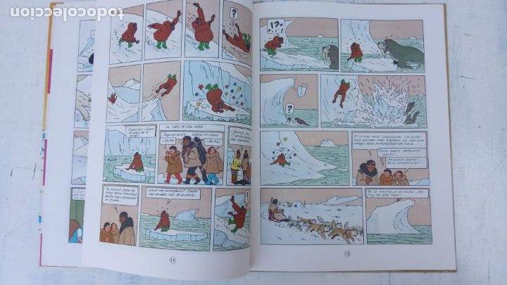 Cómics: LAS AVENTURAS DE JO, ZETTE Y JOCKO - HERGÉ- COMPLETA 1 AL 5 - EDI. JUVENTUD, MUY NUEVOS - Foto 56 - 211514536