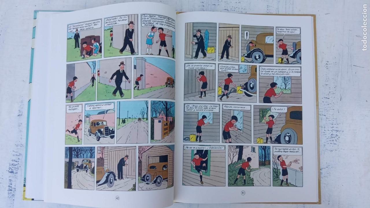 Cómics: LAS AVENTURAS DE JO, ZETTE Y JOCKO - HERGÉ- COMPLETA 1 AL 5 - EDI. JUVENTUD, MUY NUEVOS - Foto 57 - 211514536