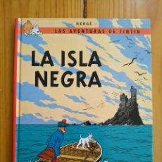 Cómics: TINTIN - LA ISLA NEGRA - CASTERMAN 2002. Lote 211578645