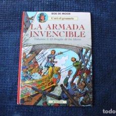 Cómics: LA ARMADA INVENCIBLE: VOLUMEN 2: EL DRAGON DE LOS MARES; CORI EL GRUMETE; BOB DE MOOR JUVENTUD. Lote 211831806