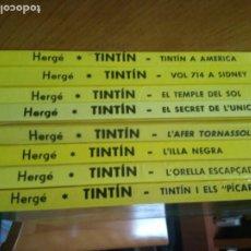 Cómics: TINTIN. Lote 211948376
