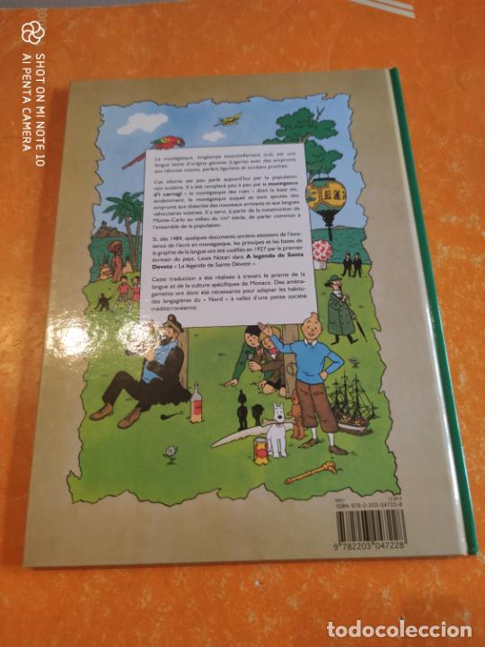 Cómics: TINTIN IDIOMAS - TINTIN LO TEMPLE DOU SOULEU - PROVENÇAL - CASTERMAN 2004 . - Foto 2 - 211956427