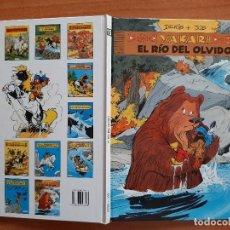 Cómics: 1ª EDICIÓN 1992 YAKARI : EL RIO DEL OLVIDO / DERIB - JOB. Lote 212462847
