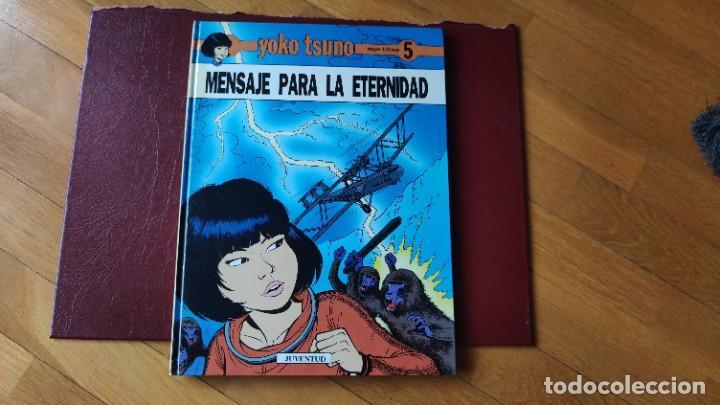 YOKO TSUNO Nº 5 EDICIONES JUVENTUD. 1ª EDICIÓN 1989 COMO NUEVO (Tebeos y Comics - Juventud - Yoko Tsuno)