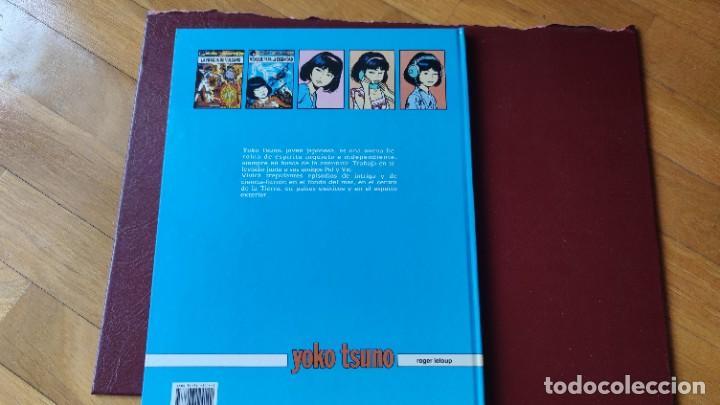 Cómics: YOKO TSUNO Nº 5 EDICIONES JUVENTUD. 1ª EDICIÓN 1989 COMO NUEVO - Foto 3 - 212760998