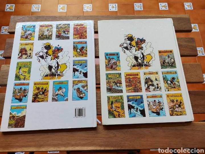 Cómics: YAKARI LOTE DE 2 COMIC (LOS SEÑORES DE LA PRADERA)Y (LA GRAN MADRIGUERA) JUVENTUD DERIB + JOB - Foto 2 - 213873986