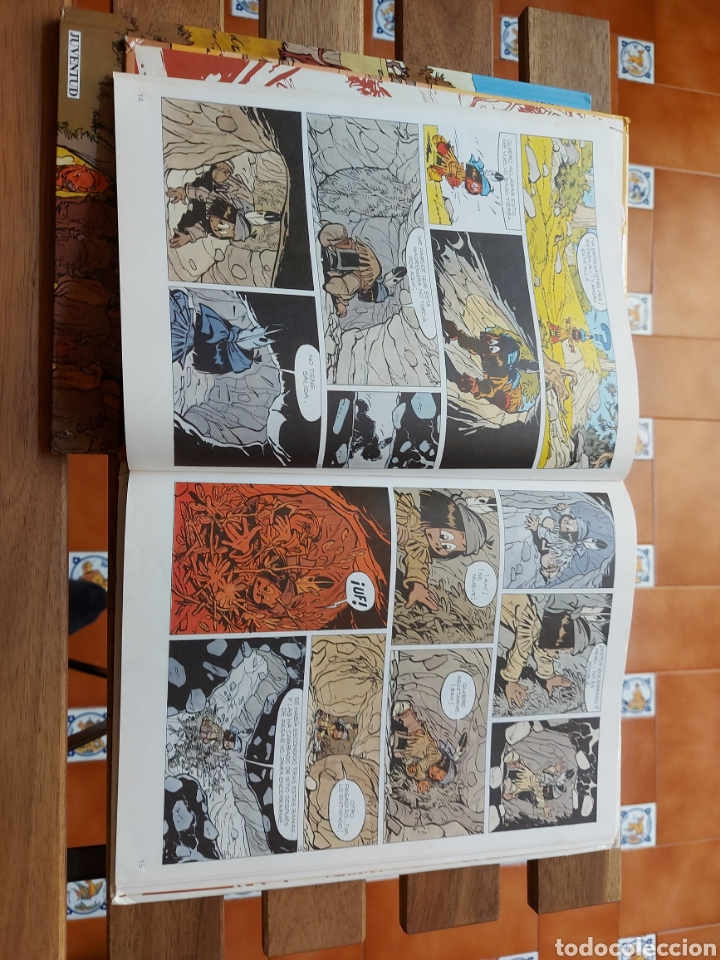 Cómics: YAKARI LOTE DE 2 COMIC (LOS SEÑORES DE LA PRADERA)Y (LA GRAN MADRIGUERA) JUVENTUD DERIB + JOB - Foto 14 - 213873986