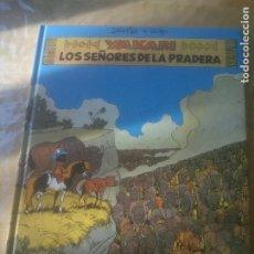 Cómics: YAKARI 13. LOS SEÑORES DE LA PRADERA (DERIB / JOB) JUVENTUD, 1991. Lote 214065078