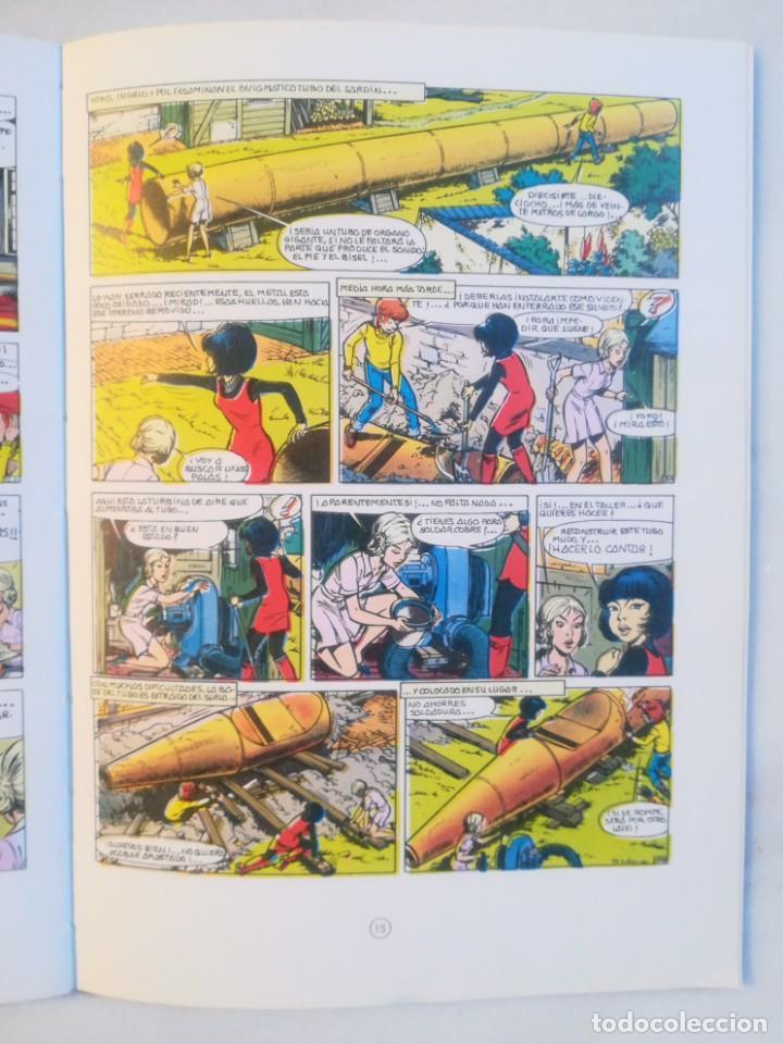 Cómics: Yoko tsuno. El organo del diablo - Foto 5 - 214319695